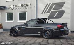BMW M3 Custom Pickup (F80)