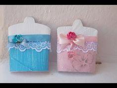 DIY: Lembrancinhas chá de bebe, mamadeira rolinho de papel higienico