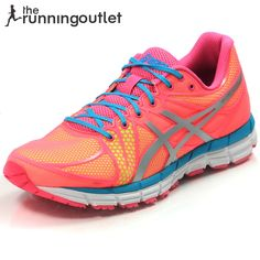Asics running shoes for women | Buy Asics Women's Gel Hyper 33 2 (RSG) Running Shoe SS13: Neon Pink ...