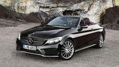 The 2017 Mercedes-Benz C-Class Cabriolet Is the Latest Mercedes Dream Car   Automobiles