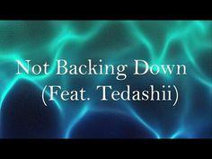 I LOVE THIS SONG!!!! ♡♡♡♡♡ Blanca - Not Backing Down (Feat. Tedashii) [Lyrics] - YouTube