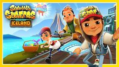 Subway Surfers: Iceland - Best Casual Games All Family, Family Games, Subway Surfers, Best Games, Iceland, Video Games, Channel, Princess Zelda, Casual