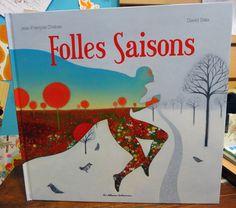 Folles saisons* Jean-françois Chabas & David Sala Album
