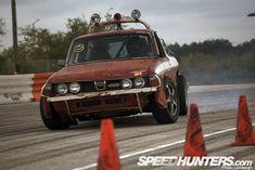 Need a Rally car. CAR SPOTLIGHT>> THE BRAT MISSILE - Speedhunters
