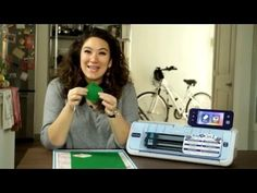 """Watch as Brother consultant Julie Fei-Fan Balzer, host of PBS' Scrapbook Soup and crafting educator, demonstrates how to use """"Ungrouping"""" within ScanNCut to ..."""