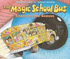The Magic School Bus Explores the Senses, SB-9780590446983