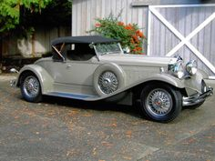 Cars are my Obsession / 1930 Packard Model 734 Speedster Boattail