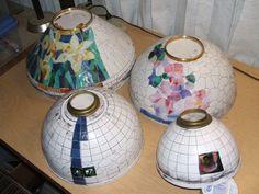 ODYSSEY LAMP SYSTEM TIFFANY FORMS.