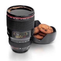 galletas y cafe.