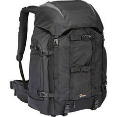 Lowepro Pro Trekker 450 AW Camera and Laptop Backpack (Black) B&H # LOPT450AW MFR # LP36775