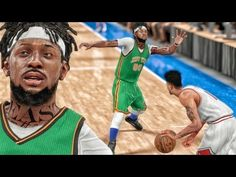 DID ROSE BREAK MY ANKLES?! NBA 2k16 My Career Gameplay Playoff Semifinals Ep. 76 - YouTube