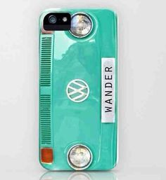 Volts Wagon iPhone case!