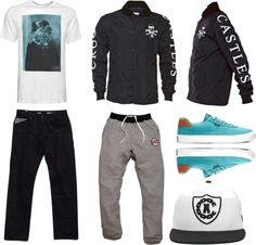 """""""Smokin' Mens Chained C"""" by crooks-online on Polyvore"""