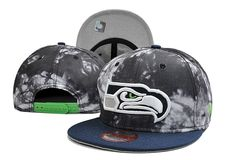 Seattle Seahawks Snapback Concrete 117