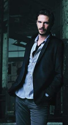 James D'Arcy - Tall, Dark and British