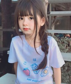 Cute Kids Pics, Cute Baby Girl Pictures, Cute Baby Boy, Cute Little Baby, Girl Photos, Cute Girls, Cute Asian Babies, Korean Babies, Asian Kids