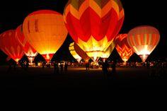 The Magic City Hot Air Balloon Rally AUGUST 2 - 4, 2013 BILLINGS, MONTANA