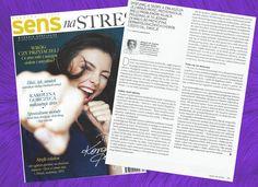 Derma Clinic dr Orlitz w magazynie 'Sens na stres'