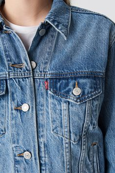 f9c9441683d4 Ex Boyfriend Trucker Soft Jacket