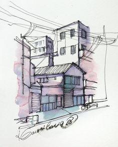 Sketch by Artist Kristina Gavrilova @xtina_gavrilova_art in Instagram ✍ Tokyo, Japan #japan #micron #art #painting #watercolor #watercolour #sketch #paint #drawing #sketching #sketchbook #travelbook #archisketcher #sketchaday #sketchwalker #sketchcollector #traveldiary #topcreator #usk #urbansketch #urbansketchers #скетчбук #скетч #скетчинг #pleinair #aquarelle #watercolorsketch #usk #architecture #painting #illustration #watercolorarts