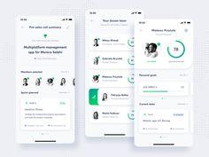 295 Best Interface images in 2019 | Interface design, Landing, UI Design