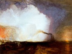 TURNER Breve reseña Joseph Mallord William Turner  (Covent Garden,  Londres ,  23 de abril  de  1775  - Chelsea, Londres,  19 de dicie...