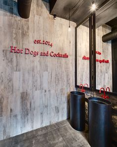 Dogs&Tails Bar and Café in Kiev, Ukraine by Makhno Studio | Yatzer