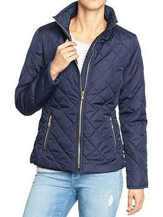 Love my LL Bean barn jacket ! | Chic Farm Style | Pinterest | Barn ... : navy blue quilted coat - Adamdwight.com