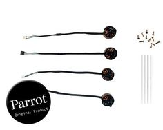 Parrot Original Bebop Drone Quadcopter Spare Part Kit Set of CW+CCW Outrunner Brushless 4 Motors - http://www.midronepro.com/producto/parrot-original-bebop-drone-quadcopter-spare-part-kit-set-of-cwccw-outrunner-brushless-4-motors/