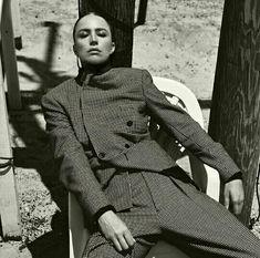 Raquel Zimmermann for Vogue Spain November 2017
