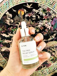 A soothing serum for acne prone and sensitive skin from Korean label iUNIK