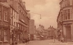 """Kettering as it used to look before the planners """"improved"""" it!"""