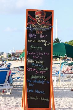 Buccaneer Beach Bar St. Maarten