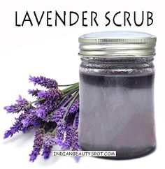 5 home made scrubs for soft, smooth and silky skin. Also, makes a great gift.