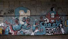 Aryz, Spain + Italy - unurth | street art