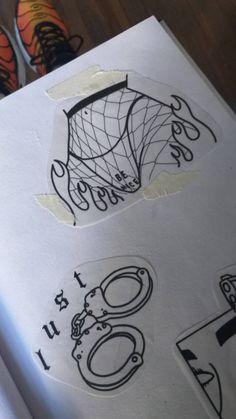 Mini Tattoos, Body Art Tattoos, Small Tattoos, Tatoos, Tattoo Sketches, Tattoo Drawings, Art Sketches, Art Drawings, Stick N Poke