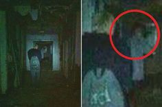 Do You Believe in Ghosts? 25 of the Most Convincing Paranormal Pictures Ever Taken - St. Real Ghost Pictures, Ghost Photos, Scary Places, Haunted Places, Scary Things, Scary Stuff, Paranormal Pictures, Paranormal Stories, Best Ghost Stories