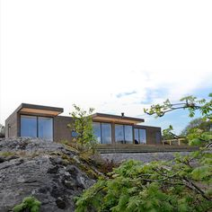 CREATE YOUR OWN UNIQUE HOUSE By using, the Danish top architect Lars Frank Nielsen's ONE+ modules from Add a Room, you become your own architect......read more: http://addaroom.dk/en/create-your-own-unique-add-a-room-house