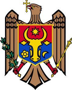 Brasão de armas da Moldávia
