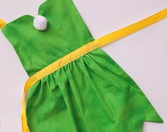 Princess dress up aprons for babies 6-12 by SimplyRoyalDress