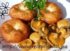 KRUMPLIFÁNK Vegan Vegetarian, Vegetarian Recipes, Cooking Recipes, Bagel, Donuts, Bread, Food, Beignets, Chef Recipes
