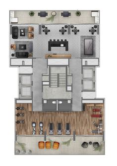 Neorama - Floor Plan - Huma/Forma Itaim