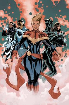 THE ULTIMATES #1 AL EWING (w) • variant by TERRY DODSON