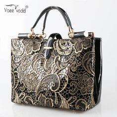 02dadcc058a6 Find More Crossbody Bags Information about handbags Women 2015 New Fashion  Lace Leather Handbag Handbag Bag