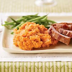Curry-Spiced Sweet Potatoes | MyRecipes.com