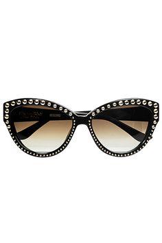 96de21f0fc Moschino Spring Summer 2014 Sunglasses 2014