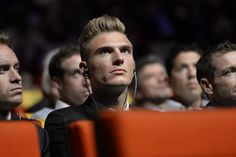 Marcel Kittel (Giant-Shimano) at the 2015 #TDF presentation.