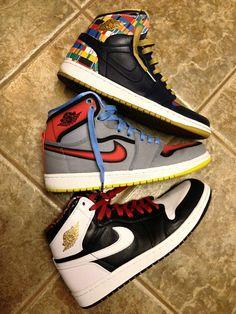 Nike Retro Jordan 1 RTTG Pack