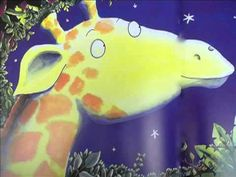 Giraffes Can't Dance- narrated story