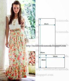 skirt_designsDIY Skirts: Design and Patterns